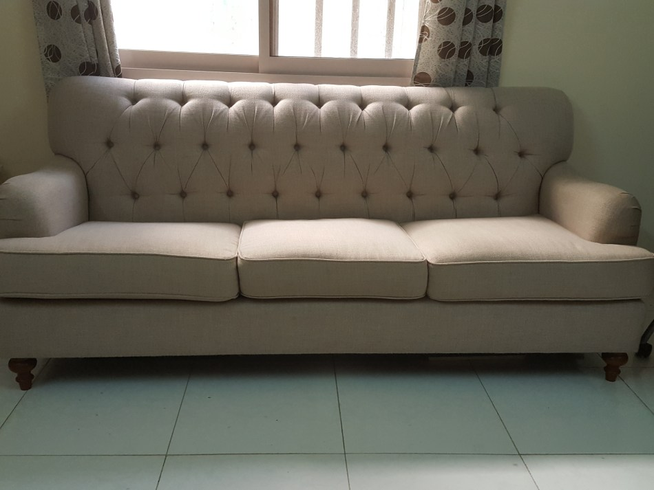 3 Seater Sofa From Home Centre Second Hand Dubai