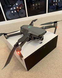 DJI Mavic 2 Zoom 4K Ultra HD Camera Drone