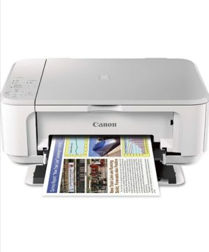 Canon Pixma Inject ink printer & scanner